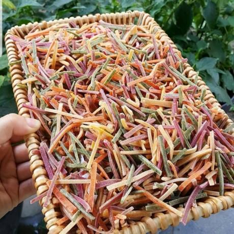 Sebzeli Erişte